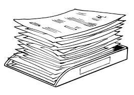 Papeleos para la burocracia del divorcio
