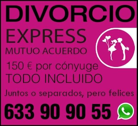 El divorcio más económico posible