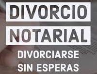 Divorciarme en el Notario en Madrid ⚖