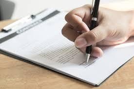 Modelo de borrador de convenio regulador de separación matrimonial ante Notario