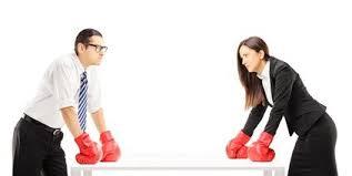 Odio y quiero a mi ex y no paro de pelear con ella, ¿qué hago?