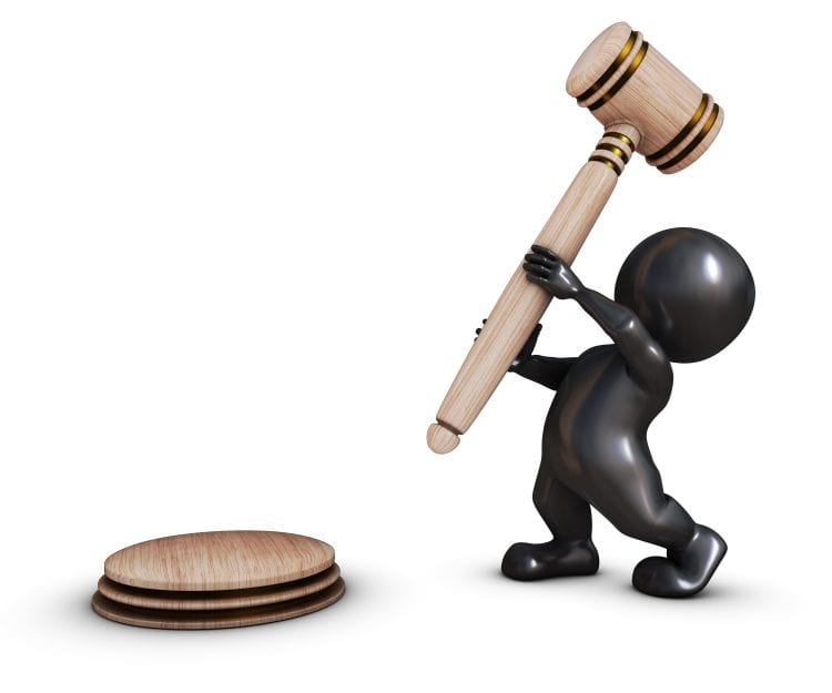 Ministerio Fiscal y juicio de divorcio⚖