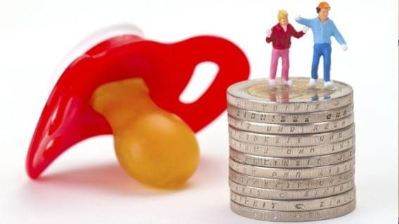 Incumplimiento de pago de pensión de los hijos 