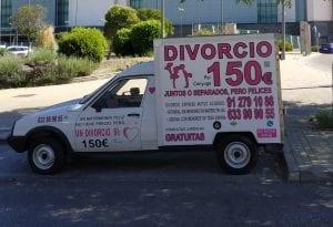 Buscar el teléfono de los abogados de divorio de las furgonetas