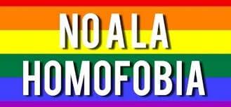 La homofobia como mounstro al que vencer con educación social
