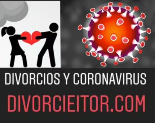 Efectos y consecuencias en las familias separadas y divorciadas del Covid 19 en España