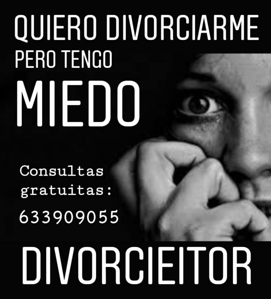 Ayuda para superar miedo al divorcio